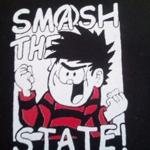 Smash the State Dennis the Menace