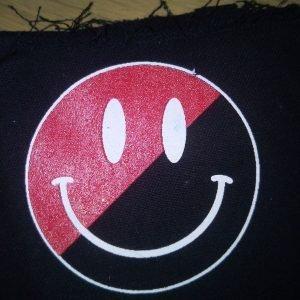 Smiley Anarcho-face