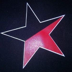 Red n Black Star