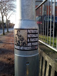 Read more about the article Anti-Fascist Silent Agitator