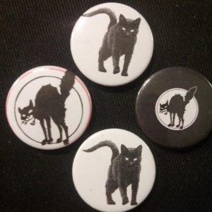 Badges: Wild Cat Mix