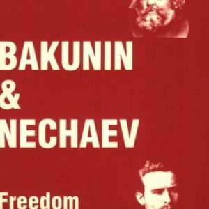 Bakunin and Nechaev, Paul Avrich